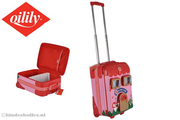 Roze Oilily Once Upon a Time kindertrolley.