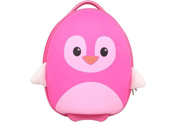Pinguin pink