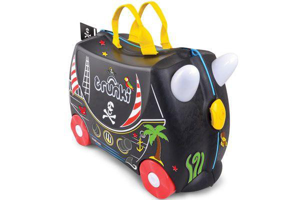 Pedro the Pirate ship van het merk Trunki.