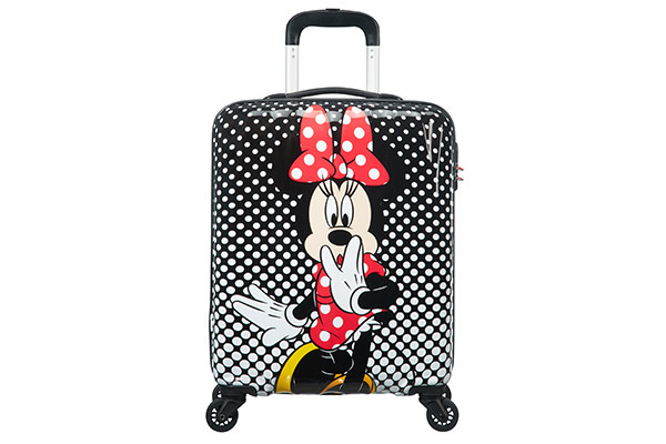 Disney Legends Spinner 55 Minnie Polka Dot