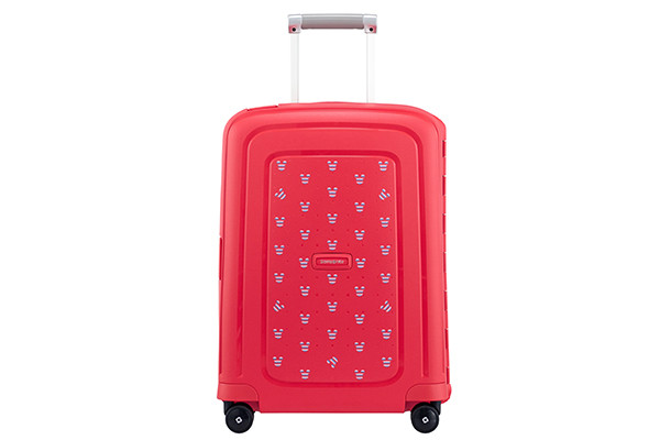 S'cure Disney Spinner 55 rood